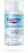 Eucerin DermatoCLEAN Waterproof Eye Make-up Remover