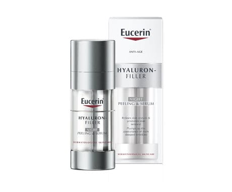 Hyalruon Filler Night Peeling and Serum