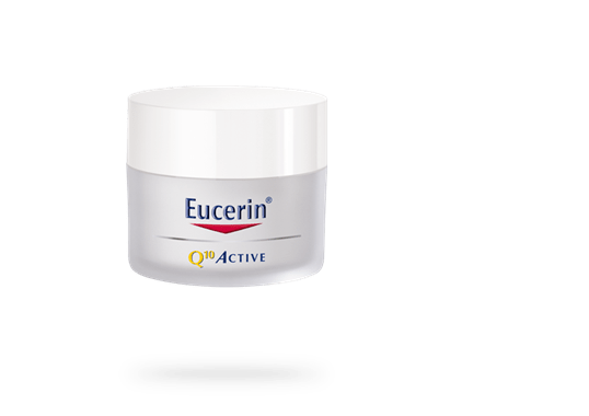 Eucerin Q10 ACTIVE Day Cream for dry skin